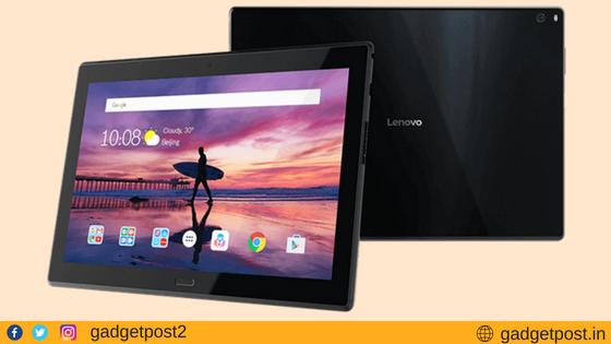 Lenovo Tab4 10 Plus Tablet 3BG